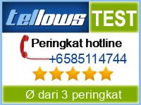 tellows Bewertung +6585114744