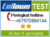 tellows Bewertung +67570894144