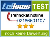tellows Bewertung 02186601107