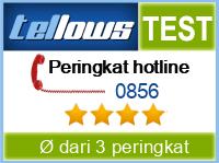 tellows Bewertung 0856