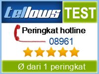 tellows Bewertung 08961
